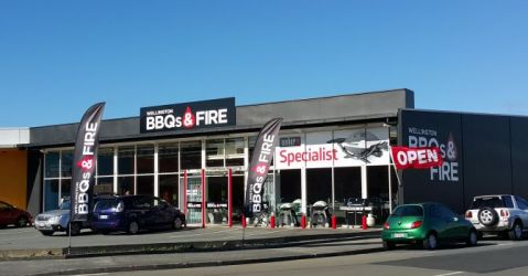 Wellington BBQs & Fire - Petone