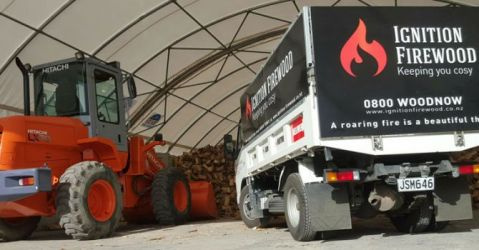 Ignition Firewood Auckland